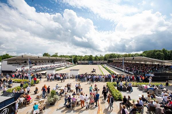 Annulation des Championnats du monde de dressage pour jeunes chevaux