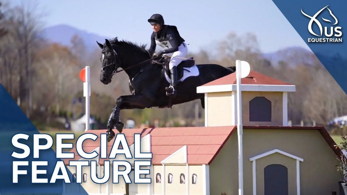 Dossier spécial: #USAEventing CCI4 * Points forts du cross-country