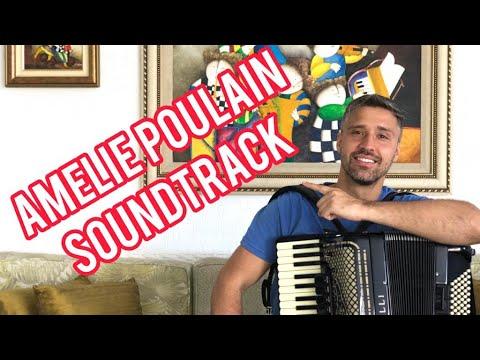 Amelie Poulain Bande son à l'accordéon – Comptine D'un Autre ètè (Yann Tiersen) -Douglas Borsatti