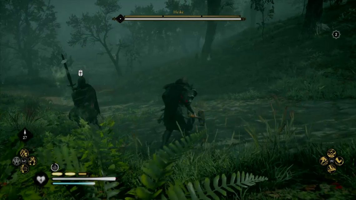 Assassin's Creed® Valhalla horse fail