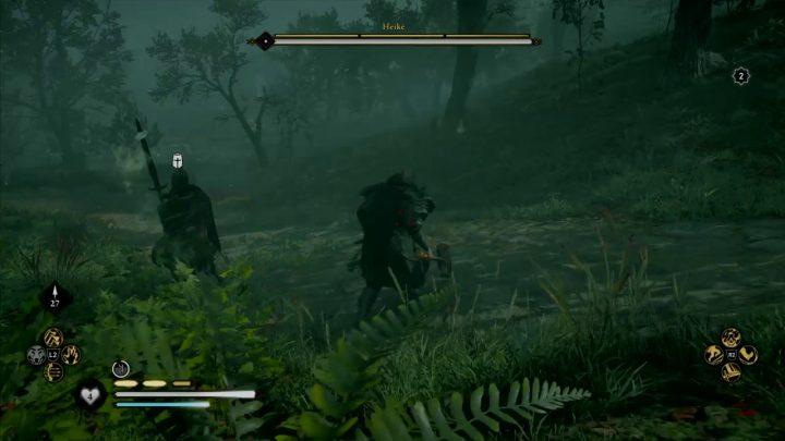 Assassin's Creed® Valhalla horse fail