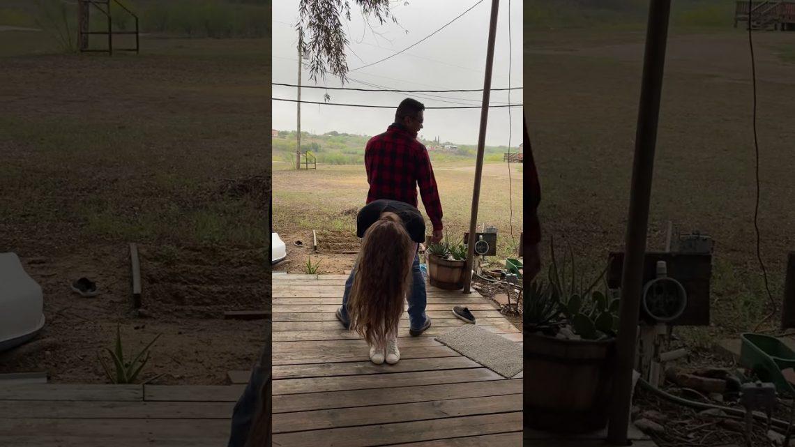 Couple équitation cheval FAIL