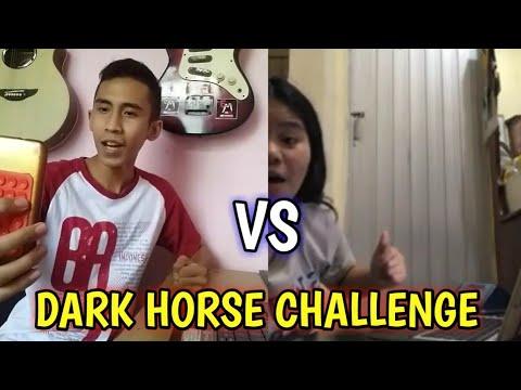 DÉFI TIK TOK DARK HORSE (ÉCHEC) ||  Em Yadie contre Jessica Bunga