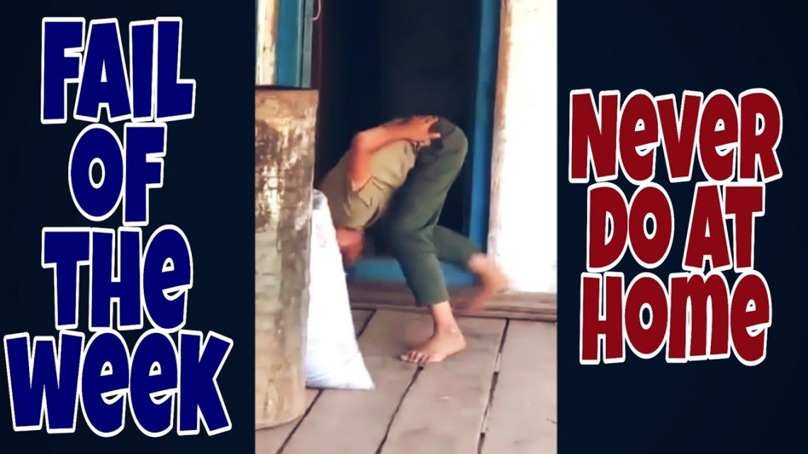 Échec de la semaine ||  échouer vidéo drôle de l'armée ||  échouer ||  les enfants échouent ||  N'essayez jamais de faire de telles cascades ||