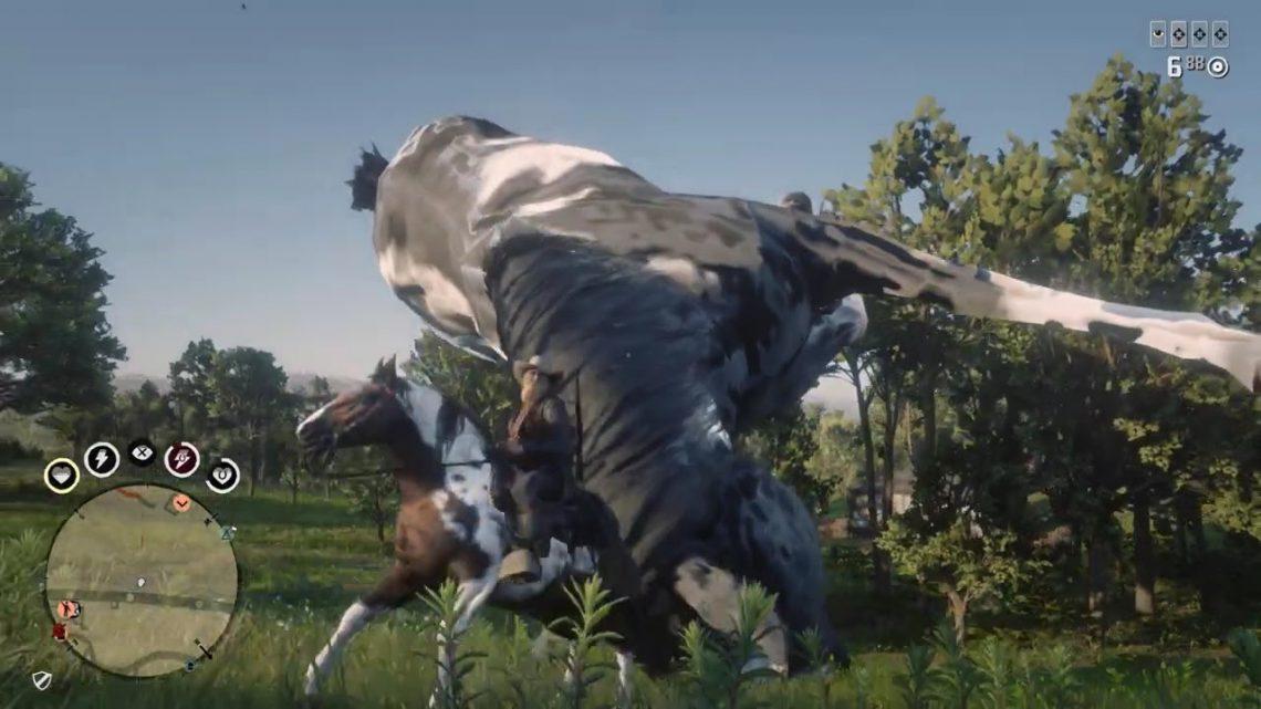 Échec du cheval de Troie RDO Red Dead Redemtion 2