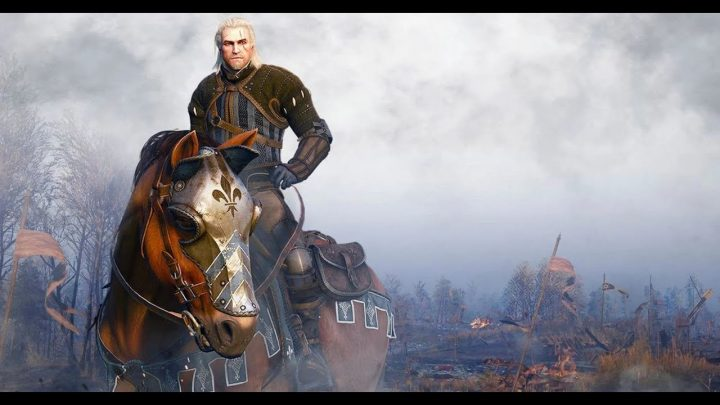 Échec du cheval de chasse sauvage de The Witcher 3