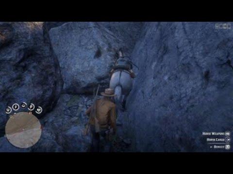 Échec du cheval d'escalade (Red Dead Online)