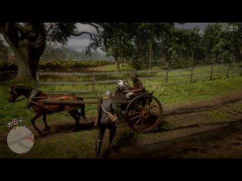 Échec du cheval drôle RDR2