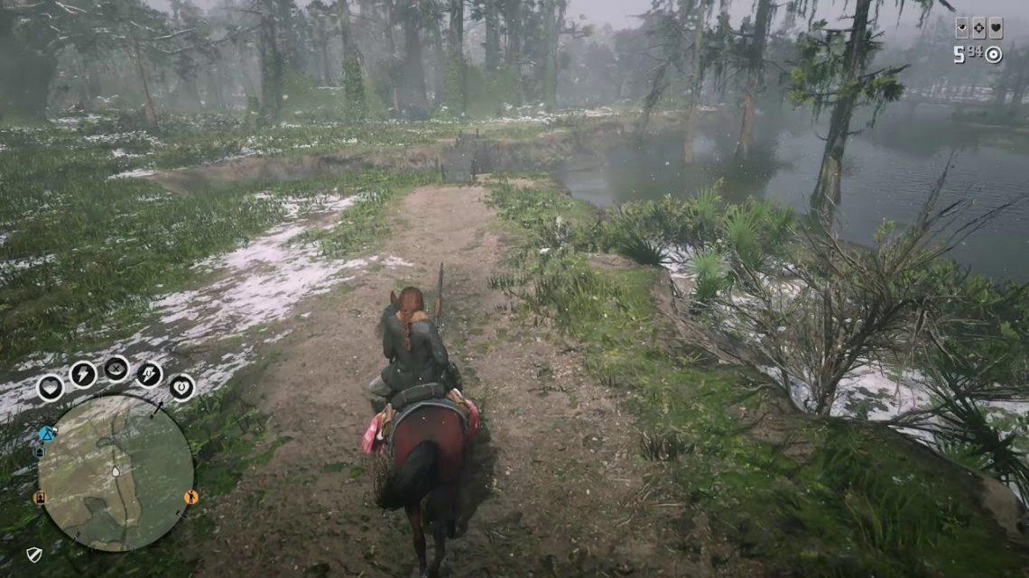 HORSE FAIL – Red Dead en ligne