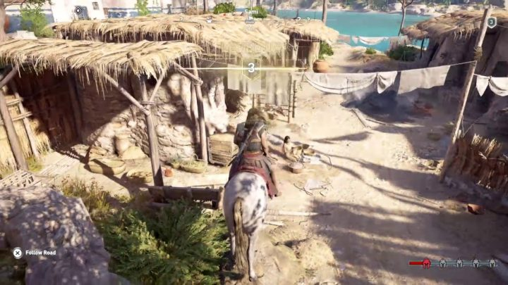 Mon cheval vient-il de péter?  (Assassin's Creed Odyssey Fail / Outtake)