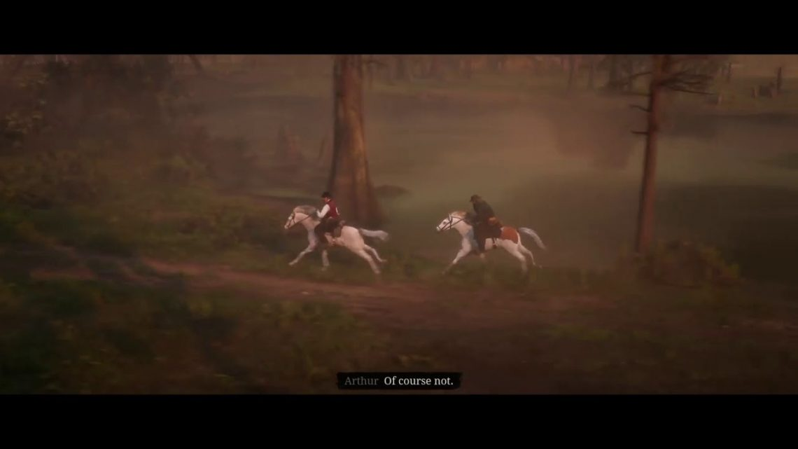 RDR2: fail du cheval néerlandais