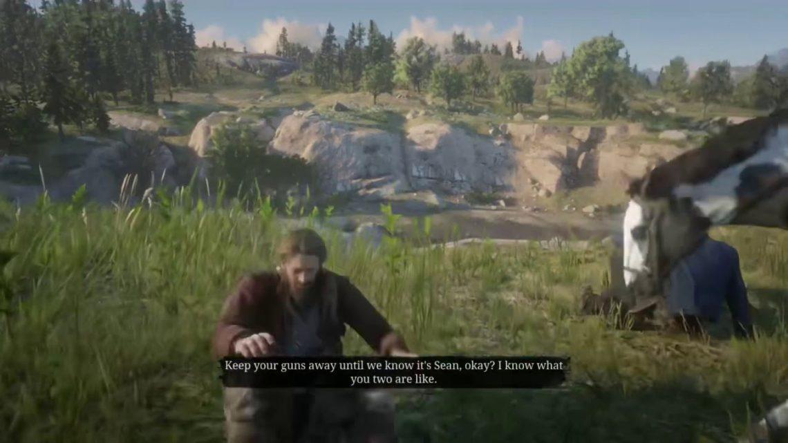 Red Dead 2 Horse Fail