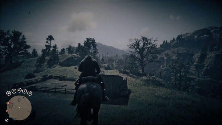 Red Dead Online: Gravity Horse (Échec du cheval)