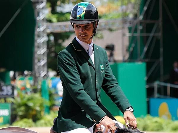 Rodrigo Pessoa obtient deux nouveaux chevaux et se prépare pour les JO de Tokyo