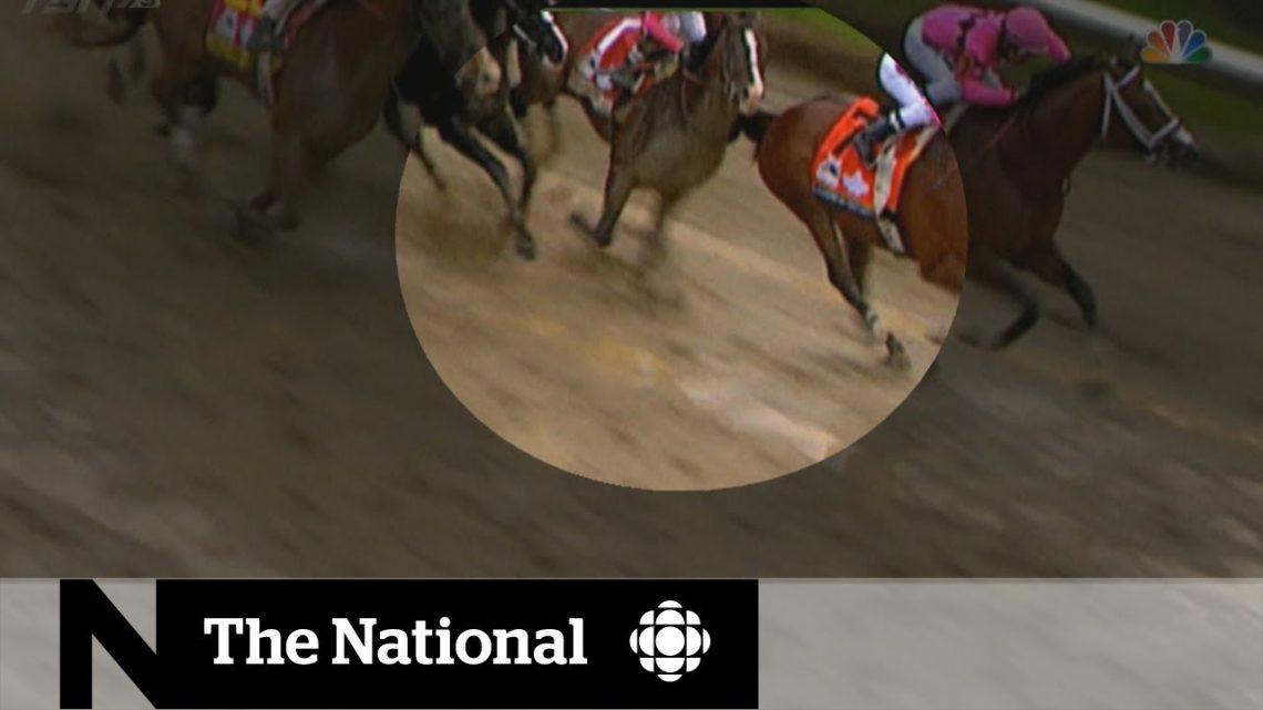 Un cheval du Kentucky Derby disqualifié pour la première fois de l'histoire