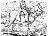 cheval dessin mandala