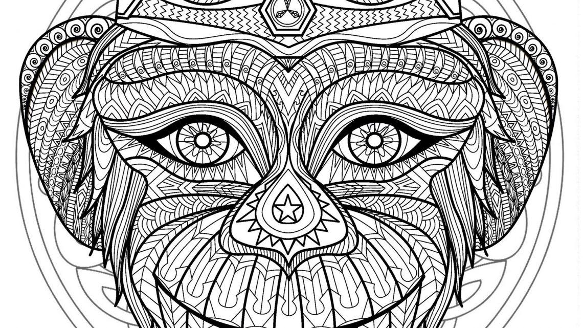 Cheval Mandala A Imprimer