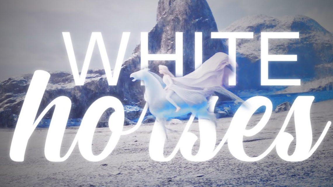 chevaux blancs [n/disney]