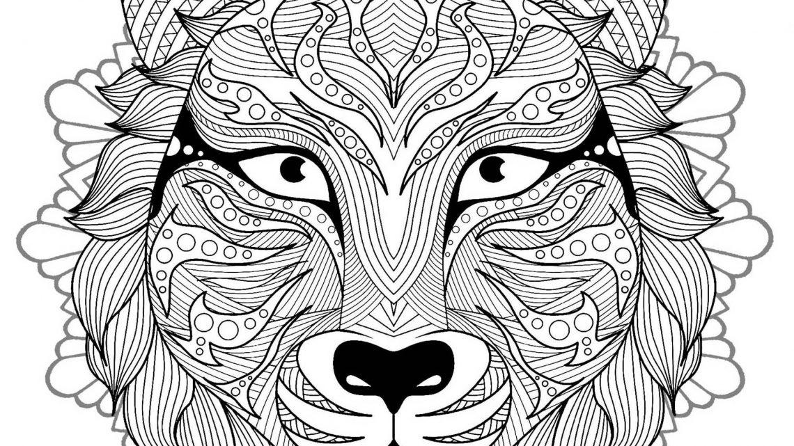 Coloriage À Imprimer Mandala Chevaux