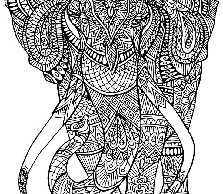 Coloriage Mandala Cheval A Imprimer