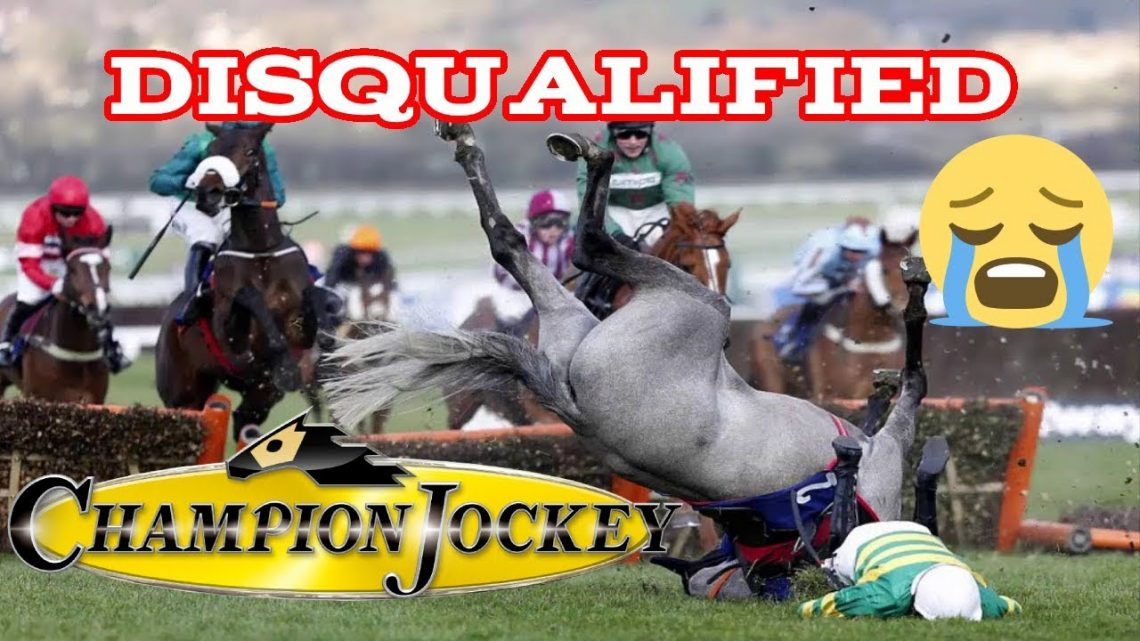 fail épique dans Champion Jockey G1 Jockey & Gallop Racer