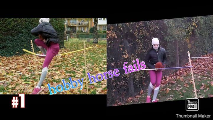 #hobbyhorse #hobbyhorsepoland #fail #fails hobby horse échoue