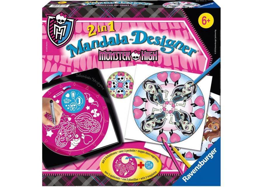 Mandala Designer Cheval