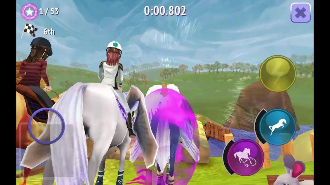 20 vitesses sur une course multijoueur dans les contes d'équitation!  (Tous les traits)