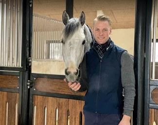 Daniel Bachmann Andersen fait travailler un nouveau cheval talentueux