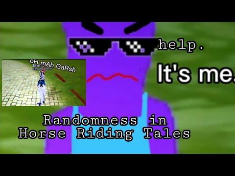 Horse Riding Tales RANDOMNESS/FUNNY MOMENTS