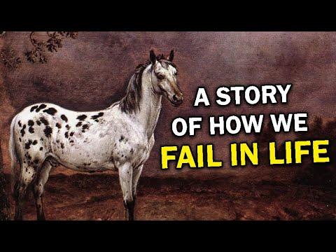L'histoire du cheval – La vérité sur la façon dont nous échouons dans la vie (motivation et changement de vie)