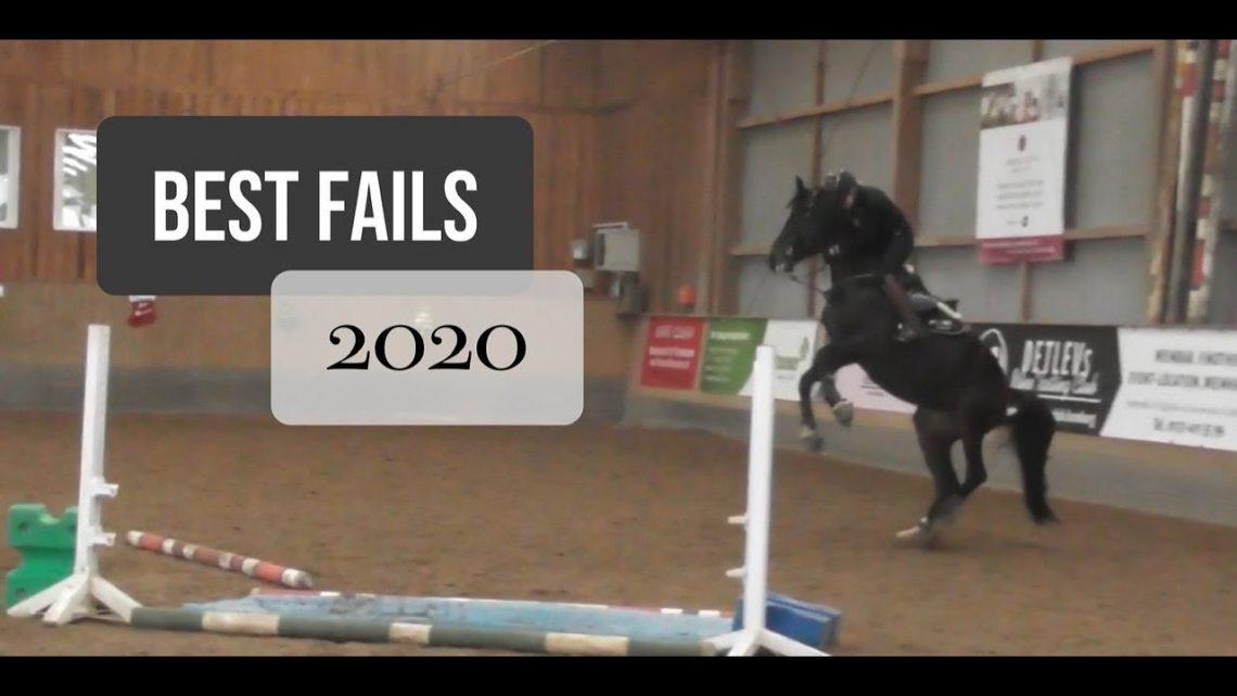Meilleures chutes et échecs 2020