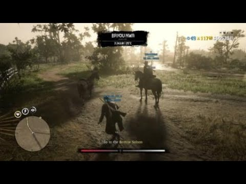Red Dead Online Horse Jump Fail