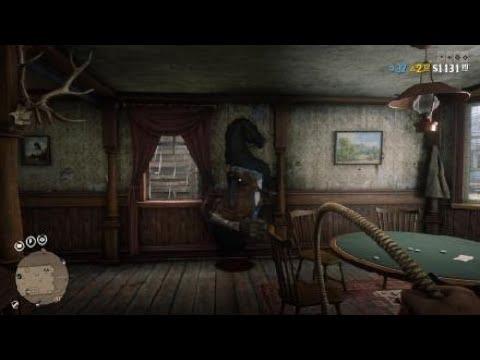 Red Dead Online Partie 3 Essayer de sauver le cheval (échoue)