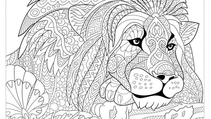 Mandala De Cheval Coloriage À Imprimer