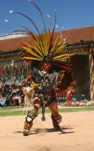 photo de cheval aztèque