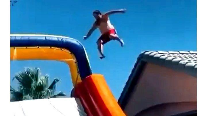 Daddy Jumping Crazy échoue – Funny échoue 2020