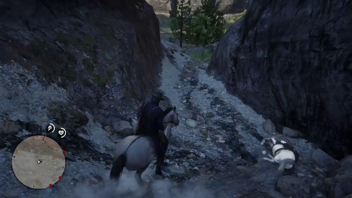 Horse fail #1