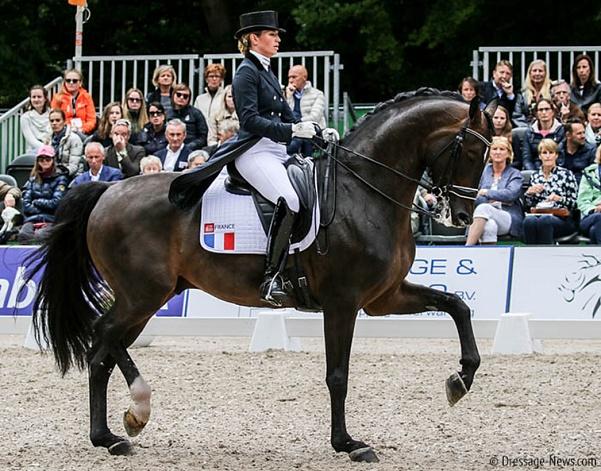La Fédération Française d'Equitation annonce l'équipe de dressage pour les Jeux Olympiques 2024