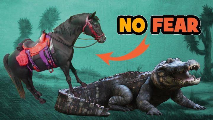 Rendre n'importe quel cheval intrépide dans Red Dead Online