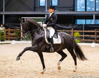 Tolbert, Pays-Bas accueillera la compétition nationale de dressage