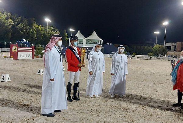Vladimir Tuganov a gagné trois fois à Abu Dhabi