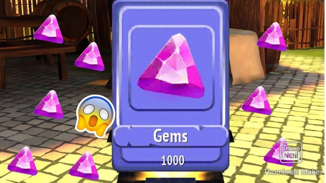 I got 1,000 GEMS?!?! 💎 ~Horse riding tales~