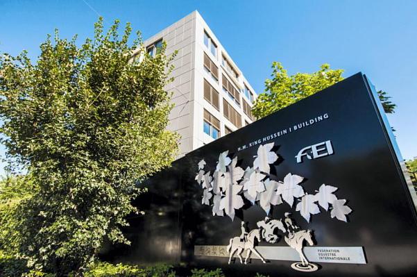 Les championnats d'Europe de concours complet auront lieu en Suisse en 2021