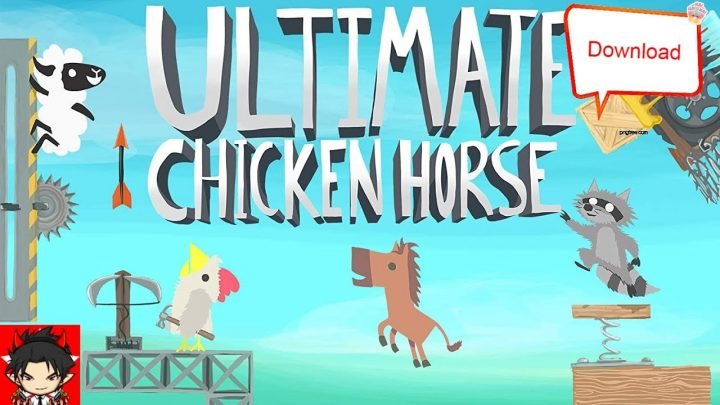 Cách tải và cài đặt Ultimate Chicken Horse en ligne |  BãoTV