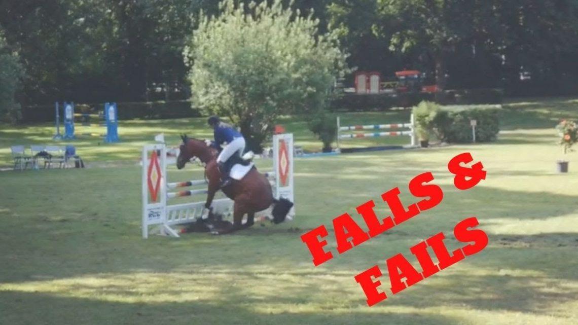 HORSE FALLS & FAILS – Vidéo Outtake